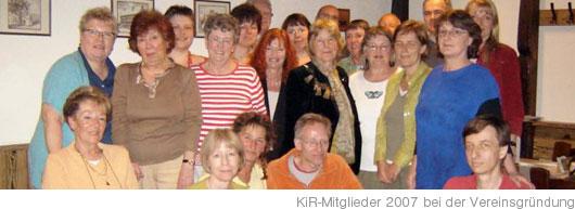 KiRler_2007_Vereinsgruendung